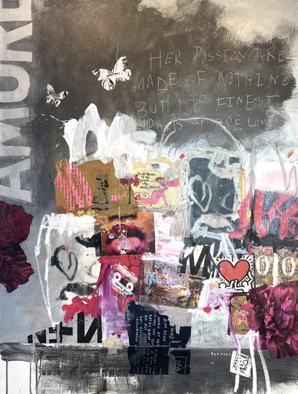 Subway Sonnet #10 | On Love by Susan Washington