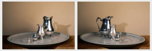 Balance (Diptych) by Brooke Burton
