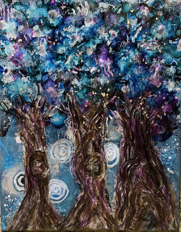 Triplets by Rebecca Viola Richards