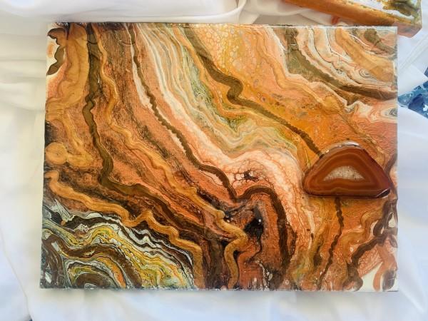 Copper River by Rebecca Viola Richards