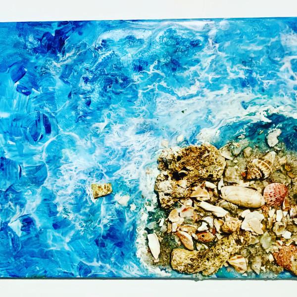 Coastal Waters by Rebecca Viola Richards