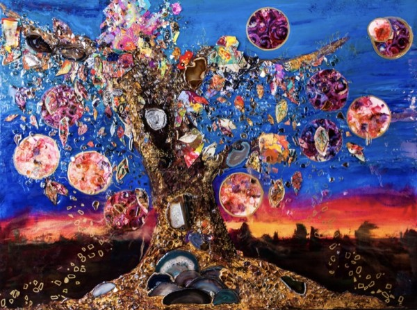 Bountiful Blessings by Rebecca Viola Richards