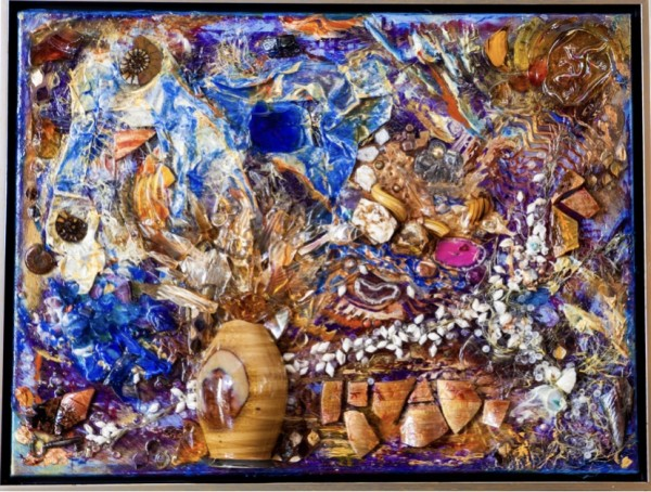 Desert IN Pieces by Rebecca Viola Richards