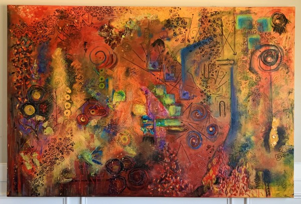 Vivid Visions by Rebecca Viola Richards
