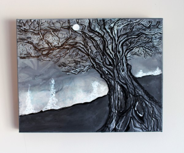 Gray Skies by Rebecca Viola Richards