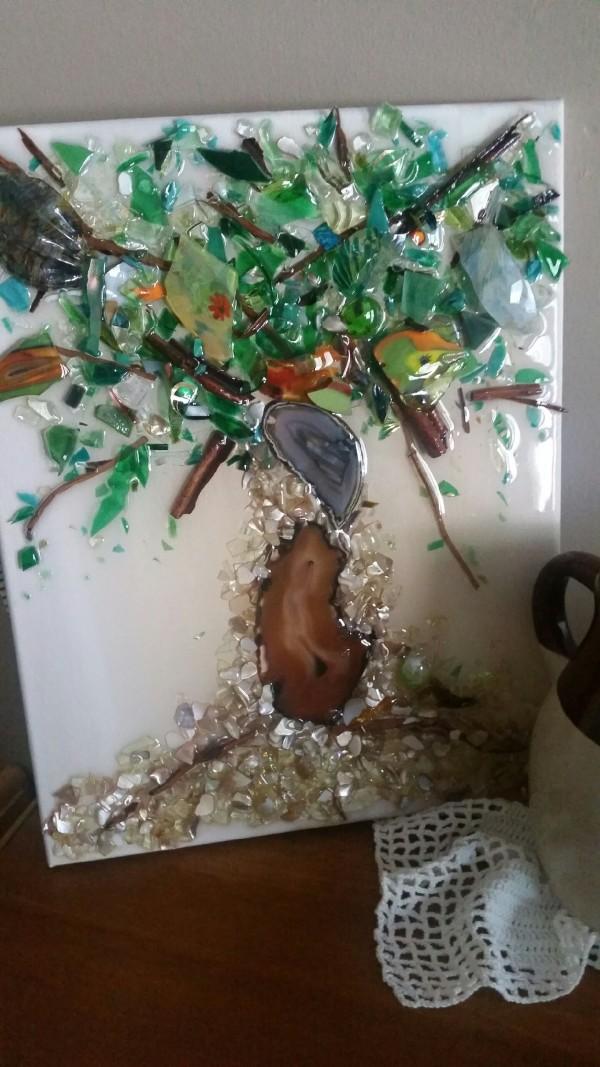 Sharon's Tree by Rebecca Viola Richards