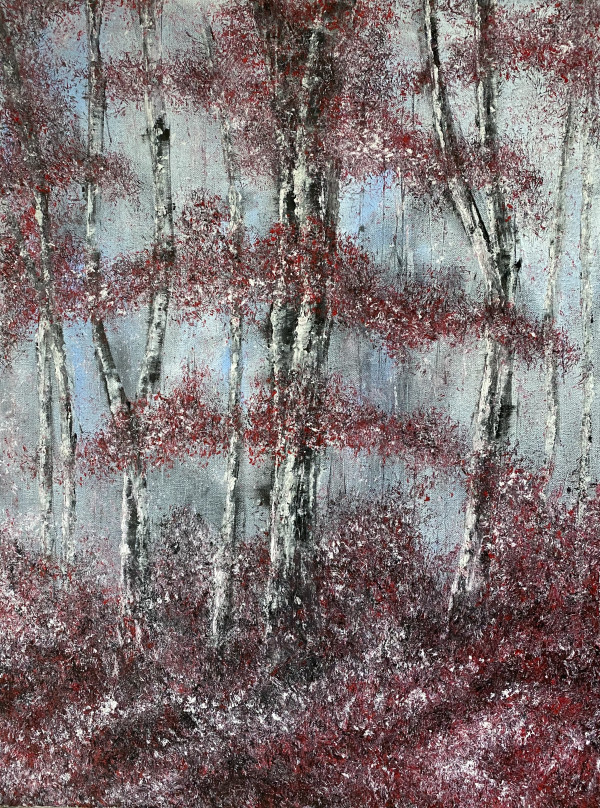 Deep in the Forest by Wanda Fraser