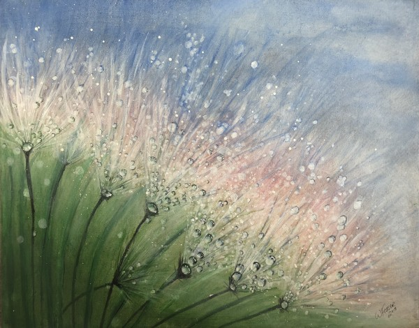 Morning Dew by Wanda Fraser