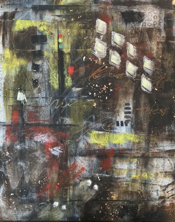Urban Lights by Wanda Fraser