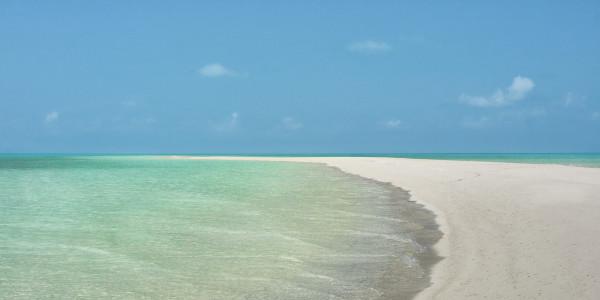 Tranquility Island by Kent Burkhardsmeier