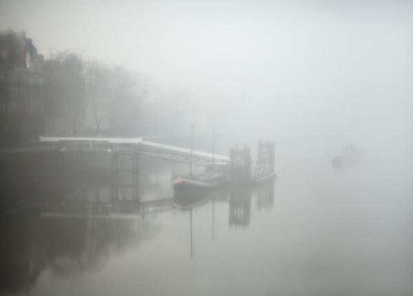 Putney Pier #2 of 25 by Kent Burkhardsmeier