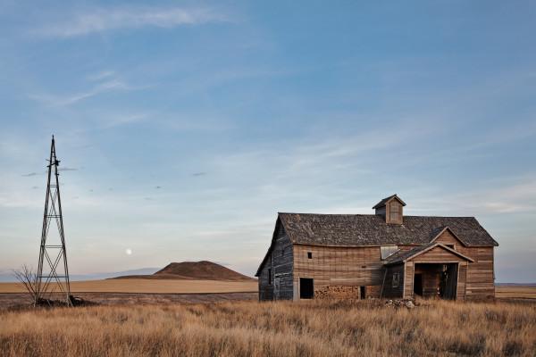Homestead #2 of 7 by Kent Burkhardsmeier