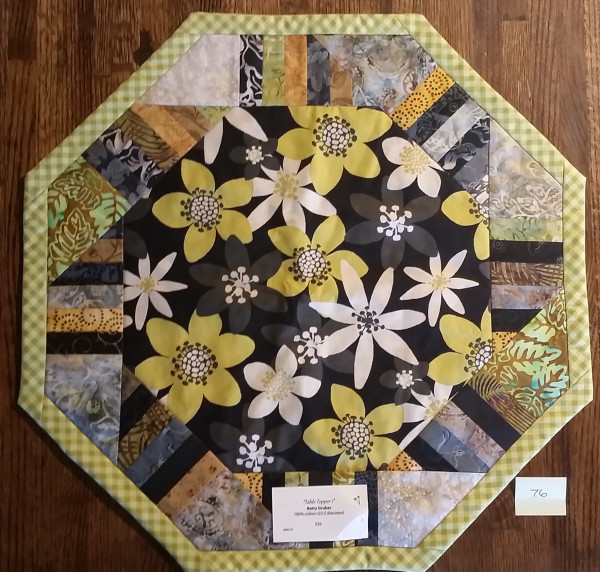 Table Topper 1 by Betty Gruber