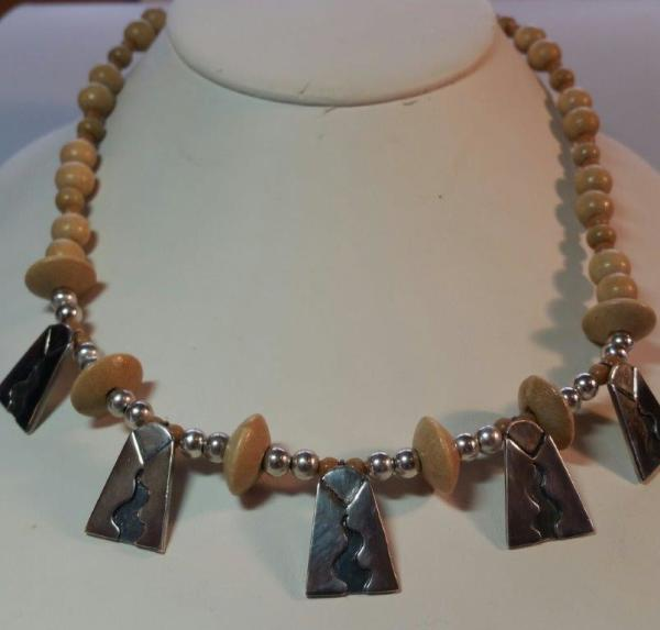 Journey Necklace by Georgia Weithe