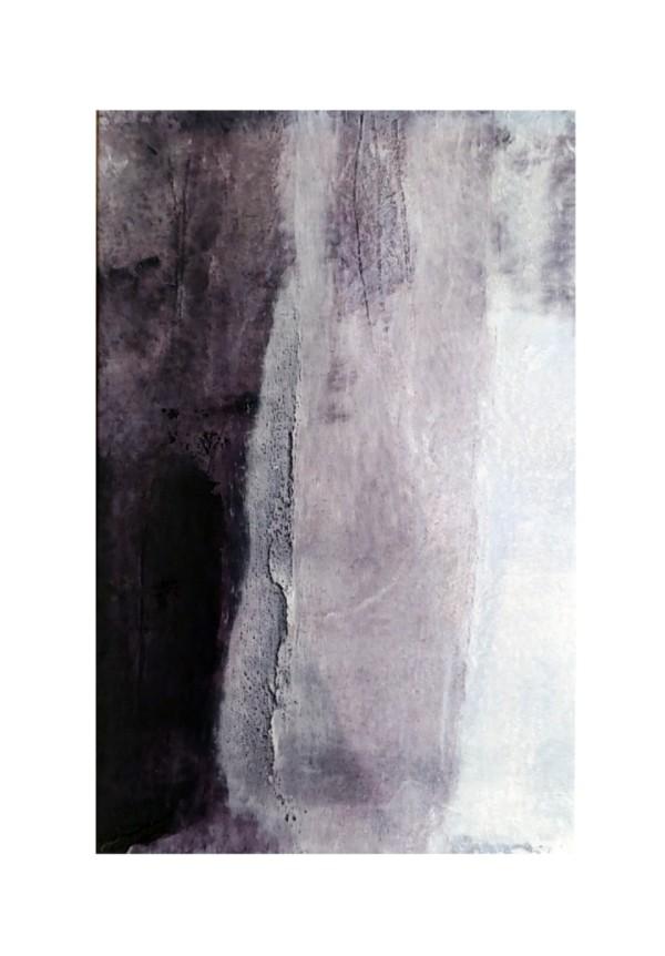 Hushed (Unframed original) by Rick Ross