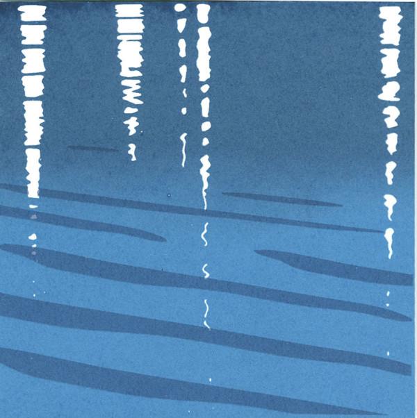 City Lights (Framed Screen Print) by John Miller