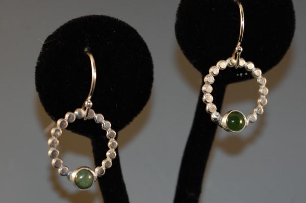Jade Earrings by Susan Baez