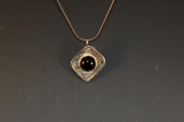 Black Onyx Necklace by Susan Baez