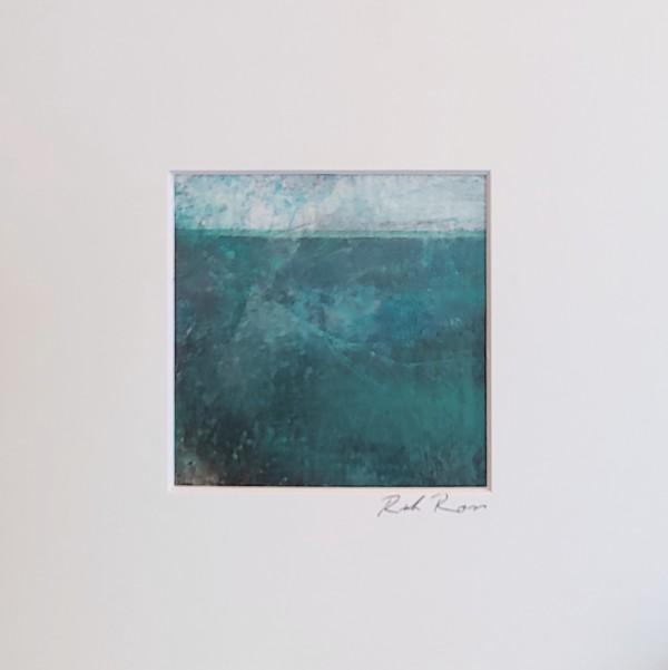 Healing (Unframed Original) by Rick Ross