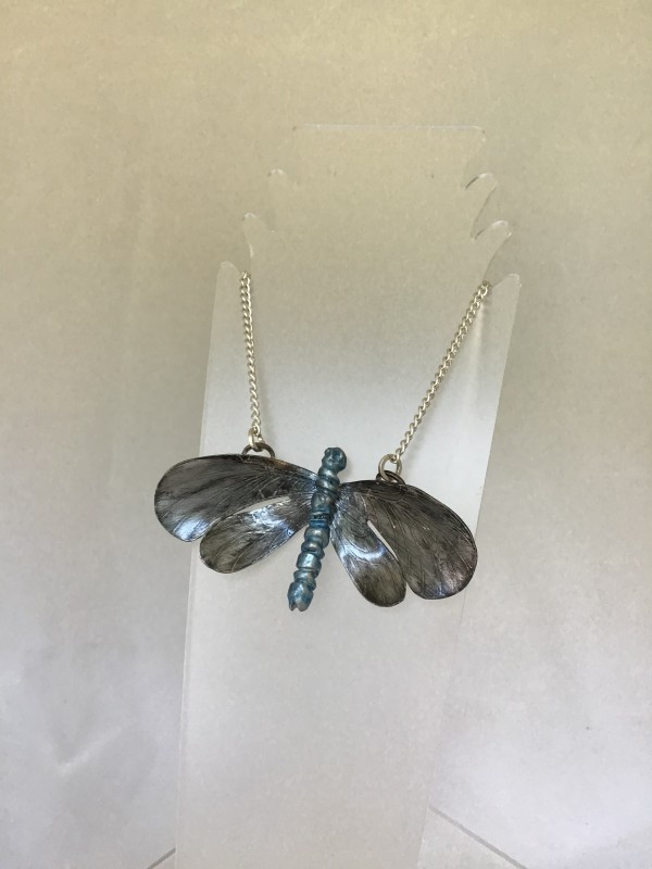 Butterfly Pendant 4 by Judi Werner