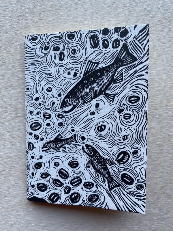 Printed Notebooks by Linda Kelen