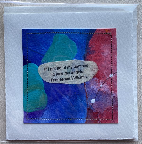 Literary Quote Cards (click to see more) by Suzanne Gernandt