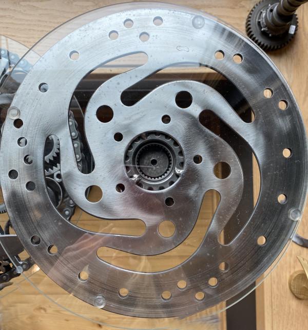 Rotor Table by David Timberlake
