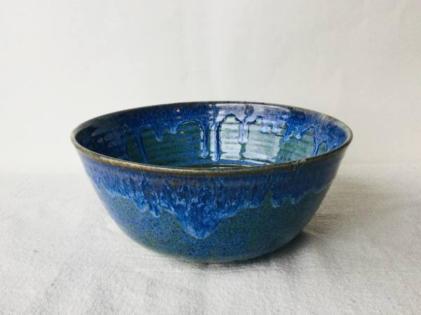 Deep Serving Bowl (click for more color options) by Amber Gavin