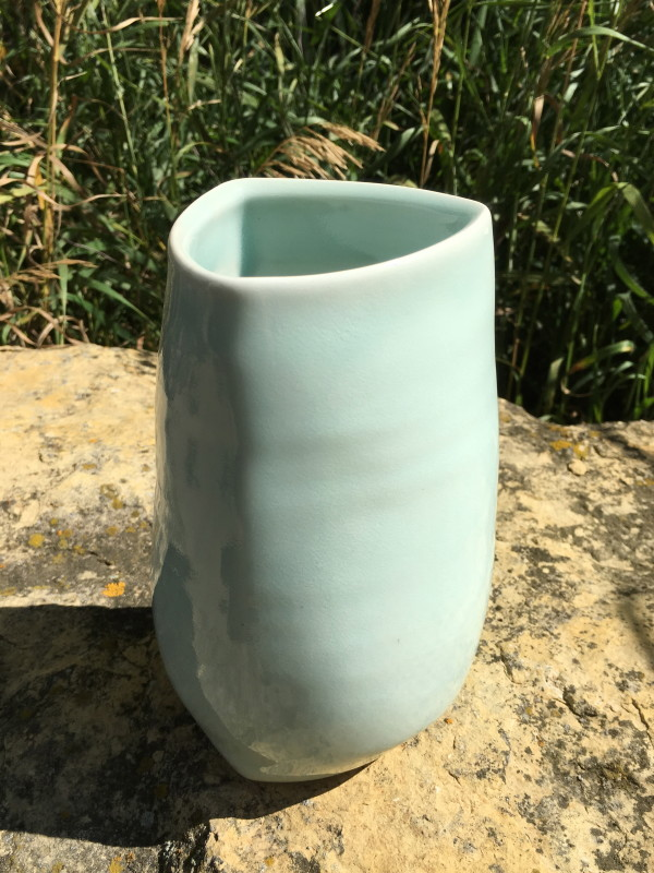 Vase (tall) by Carol Naughton