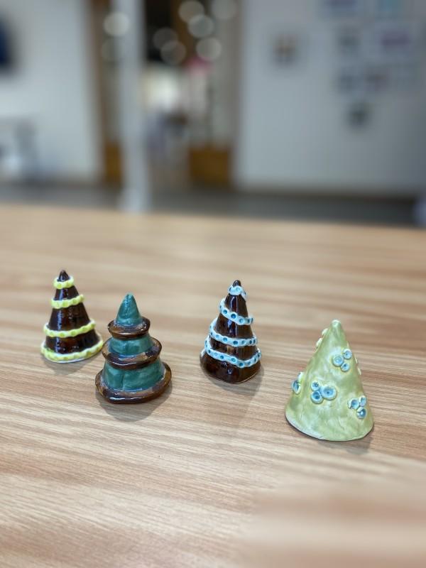 Mini Trees by Briony Foy