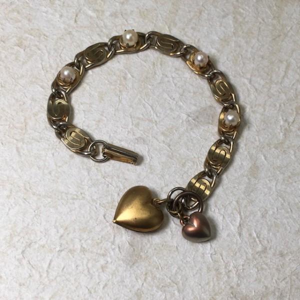 Vintage Pearl Bracelet by Luann Roberts Smith