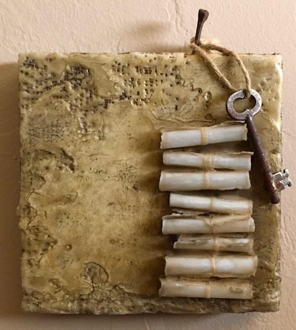 Ancient (Original) by Luann Roberts Smith