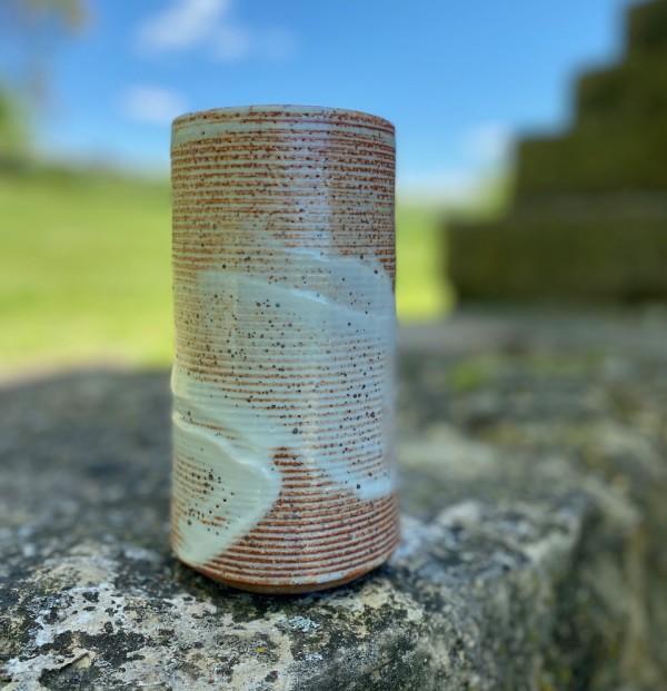 Stoneware Vase by Carol Naughton