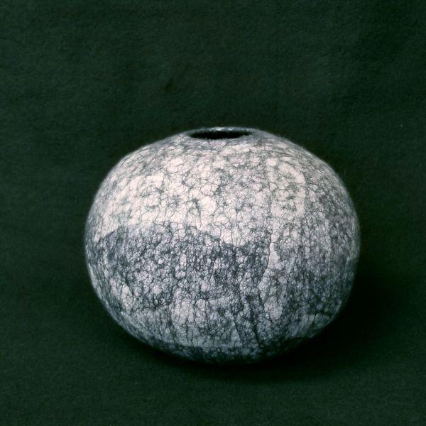 Granite Vessel by Janis Merkle