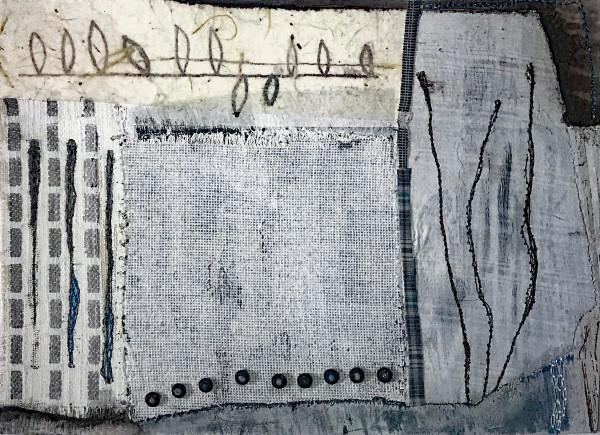 Marsh Dawn (Framed original) by Suzanne Gernandt