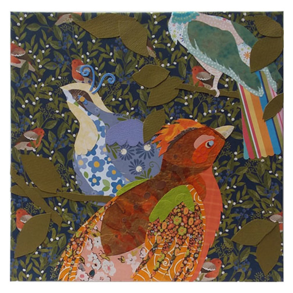 More is More: Birds by Karen  Timm