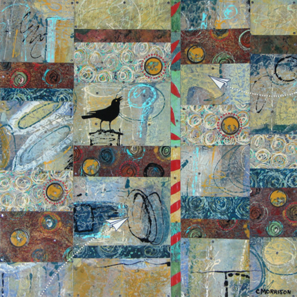 #284 (Original) by Connie Morrison