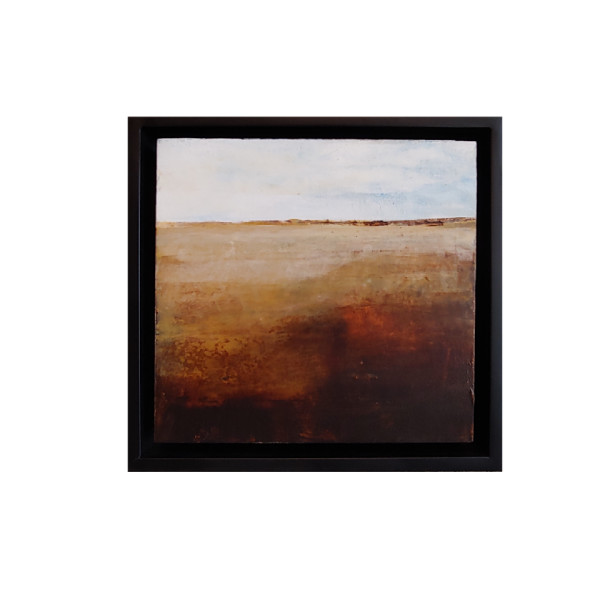 Peaceful Prairie (Framed Original) by Rick Ross