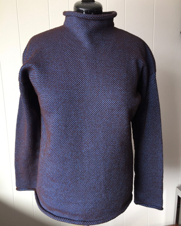 Sapphire Shine (Sweater) by Dennis Alfred Phillips
