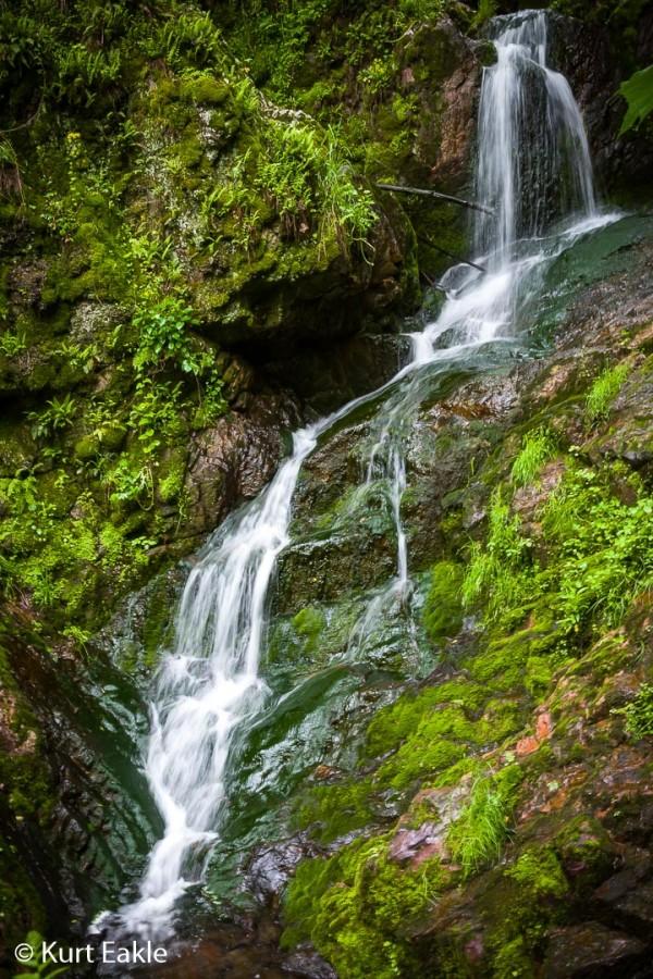 Waterfall II by Kurt Eakle