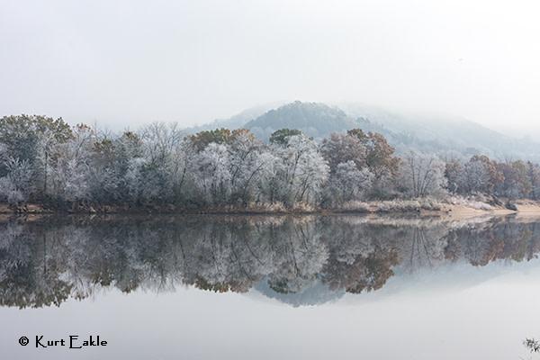 Winter Fog by Kurt Eakle