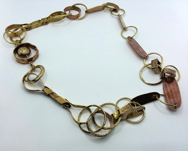 My Fancy Chain I by Judi Werner