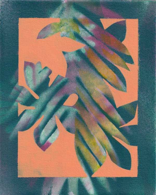 Plumage (Original) by Brit Borcher