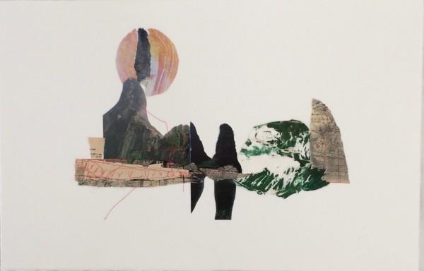 Hybrid landscape #5 by CLARE SMITH