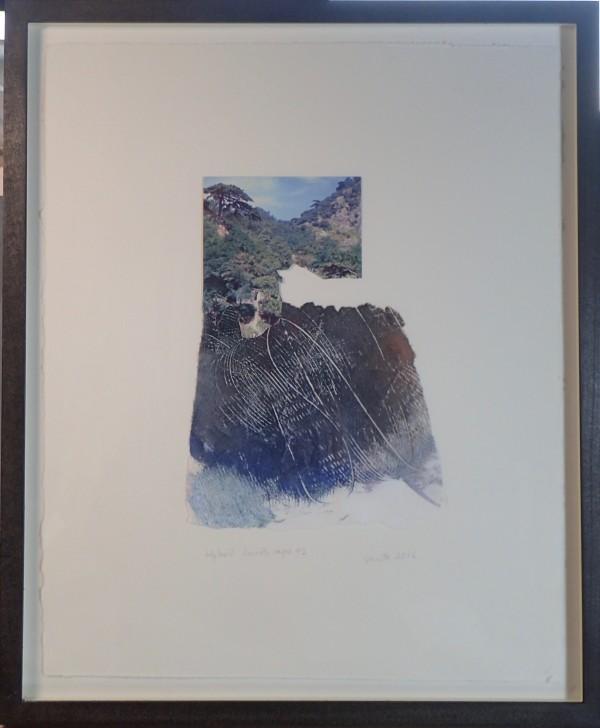 Long climb (Hybrid Landscape #2) by CLARE SMITH