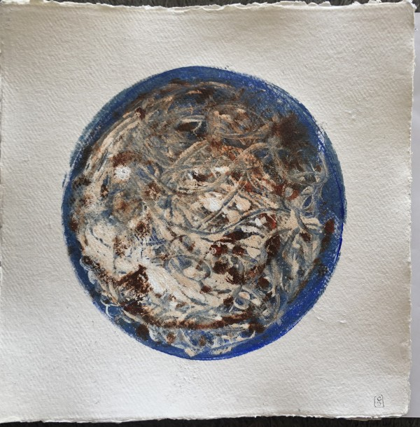 Unanticipated world #2 by CLARE SMITH