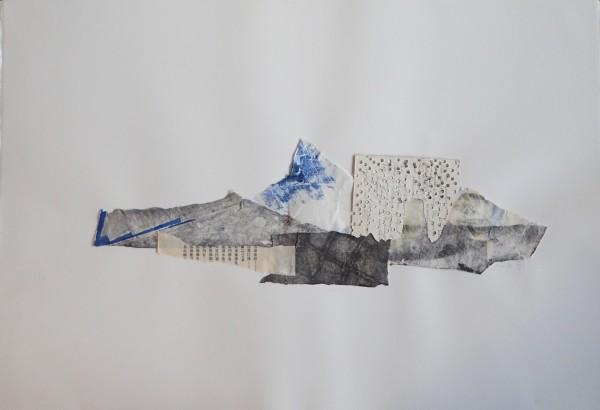 Hybrid landscape #6 by CLARE SMITH