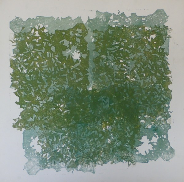 All in Green by CLARE SMITH
