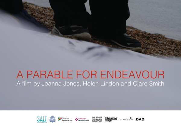 A parable for endeavour by CLARE SMITH