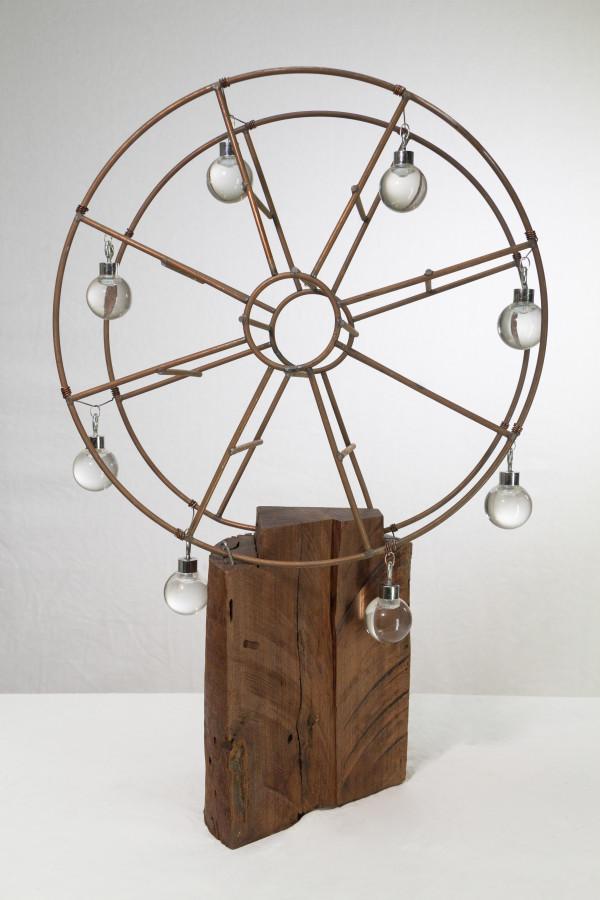 Wonder Wheel by Gina M